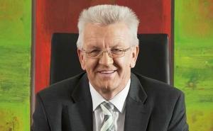 Portrait Winfried Kretschmann