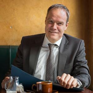 Prof. Dr. Eckart Würzner - Oberbürgermeister der Stadt Heidelberg